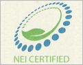 nutritional education trainer certificate logo